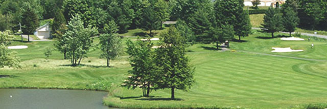 Club de Golf Château Bromont