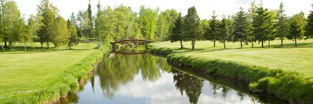 Club de golf de Plessisville