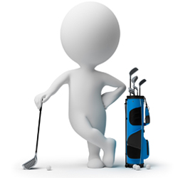 Abonnement de golf