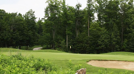 Rabais de golf au club de golf le Grand Duc